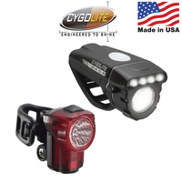 Cygo Bike/Cycling Light Set - Dash 460 & Hotshot Micro 30 USB Combo
