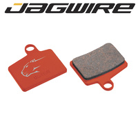 Jagwire Bike/Cycling Disc Brake Pads - Hayes Dyno/Stroker Ryde - Semi Metallic