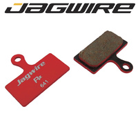 Jagwire Bike/Cycling Disc Brake Pads - Rever MXC/Shimano XTR - Semi Metallic