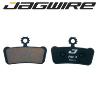 Jagwire Bike/Cycling Disc Brake Pads - SRAM® Guide Ultimate/RSC/RS/R/Avid® Trail
