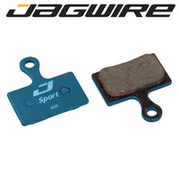 Jagwire Bike/Cycling Disc Brake Pads - Rever/Shimano Sport - Organic