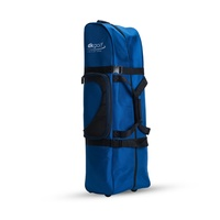 DK Golf Bag BMX Travel Bag - Blue