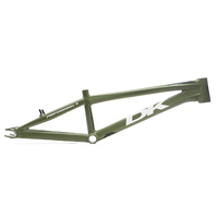 "DK BMX Race Frame - NEW 2020 Professional X - Pro 20.5""TT - Army Green"