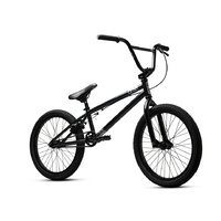 "DK Deka 19"" TT Complete Freestyle BMX Bike - Gloss Black BMX - 2018"