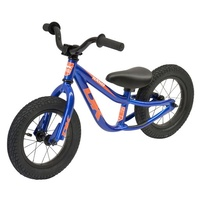 DK Nano Balance Bike 2018 - Blue with Orange Graphics