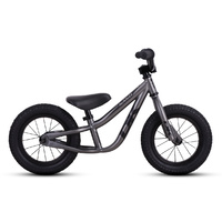 DK Nano Balance Bike 2018 - Matte Grey with Black Graphics