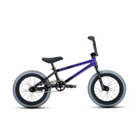 "DK Aura 14"" Complete Freestyle BMX Bike - BMX Purple 2 Tone - 2019"