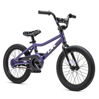 "DK Kids BMX Bike - NEW 2020 'Devo' - 16"" - Purple"