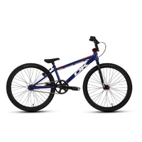 DK Sprinter Junior Complete Race BMX Bike - Royal Blue / Red Anno BMX - 2018