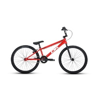 "DK Sprinter Cruiser 24"" Complete Racing BMX Bike - BMX Red- 2019"