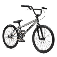"DK BMX Race Bike - NEW 2020 - Sprinter Expert 20"" - 19.5""TT - Silver"