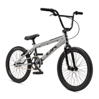 "DK BMX Race Bike - NEW 2020 - Sprinter Pro 20"" - 20.5""TT - Silver"