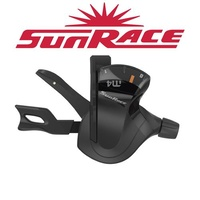 Sunrace Bike Trigger Shifter - DLM400 - Right Hand - 7 Speed