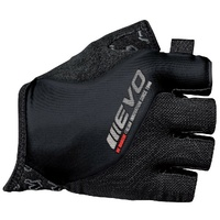 De Marchi Cycling/Bike Gloves - Evo Gloves - Black - Various Sizes