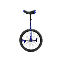 "DRS Unicycle Bike - Solo Ex - 20"" - Blue"
