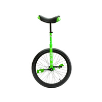 "DRS Unicycle Bike - Solo Ex - 20"" - Lime"