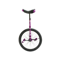 "DRS Unicycle Bike - Solo Ex - 20"" - Purple"