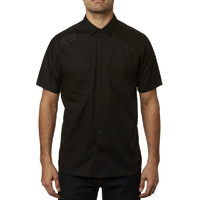 Fox Redplate Flexair Work Shirt - Black - M