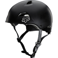 Fox BMX Helmet - 2020 Fox Flight Sport Helmet - Black - Various Sizes