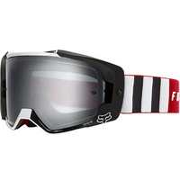 Fox DH / Enduro Eyewear - 2020 Vue Vlar Goggles - One Size - Flame Red / Spark Lens