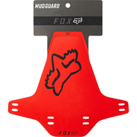 Fox MTB Mud Guard - Red