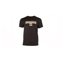 Fitbikeco BMX T-Shirt - Fitris - Black - Various Sizes