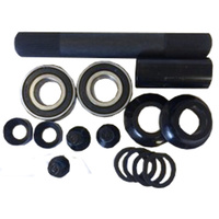 Fitbikeco BMX BB Set - Complete - 48 Spline Spindle - 19mm