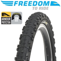 "Freedom MTB Tyre - Gravel Armour Protection - 27.5"" x 1.95"""