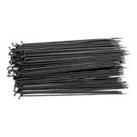 Fitbikeco BMX Spokes - 210mm 14G - Pack 40 - Black