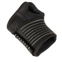 Fuse BMX Pad - Alpha - Wrist Support - Black