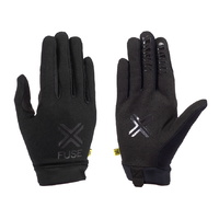 Fuse BMX Gloves - NEW 2020 - Omega Gloves - Black - S