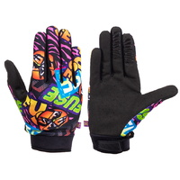 Fuse BMX Gloves - NEW 2020 - Chroma Sticker Bomb - L