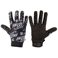 Fuse BMX Gloves - Chroma Alias Gloves - Black