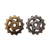 Oxford Bike / Cycling Jockey Wheels - Mega Range - Nylon - 13T