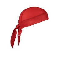 GripGrab Cycling/Bike Bandana - Red