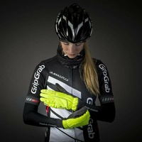 GripGrab Cycling/Bike Gloves -  Windster Gloves - Hi-Vis - Various Sizes