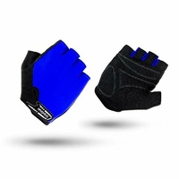 GripGrab Cycling/Bike Gloves - Junior X-Trainer Gloves - Blue - Various Sizes
