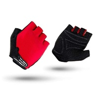 GripGrab Cycling/Bike Gloves - Junior X-Trainer Gloves - Red - Various Sizes