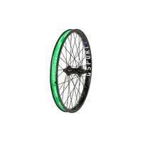 Gsport BMX Front Wheel - Elite - Birdcage - Front - Simian - Black