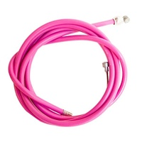 Hi Tech BMX Brake Cable - Slick - 1.6 mm x 1500 mm - Pink