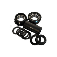 Hi Tech BMX BB Set - USA - Black - Various Sizes