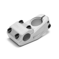 Kink Highrise Top Load BMX Stem - Matte Silver 48mm Topload BMX Bike Stem