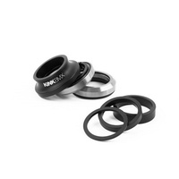 Kink Integrated II BMX Headset - Matte Black Bike Headset