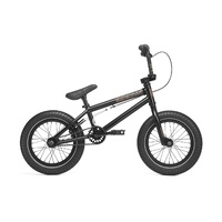 Kink BMX Bike - 'Pump 14' 2020 - 14.5TT - Matte Guinness Black