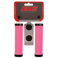 BC Bike/Cycling Grips - Lock-On - Pink
