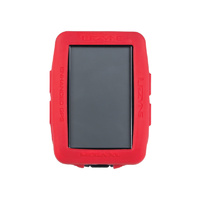 Lezyne Mega XL GPS Computer Cover - Red
