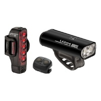 Lezyne Connect Drive 800XL / Strip Connect 150 Lumens Pair Bike Light Set