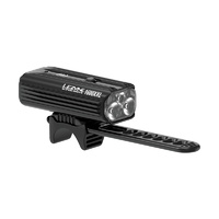Lezyne Super Drive 1600XXL USB Rechargable 1600 Lumens LED Front Bike Light Black
