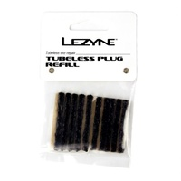 Lezyne Tubeless Bike Plug Refill 20 Pack