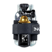 Lezyne Tubeless CO2 Blaster - With CO2 - Black / Gold